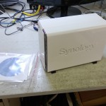Synology DS212J NAS
